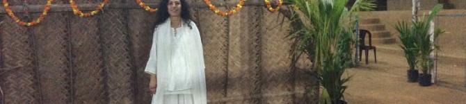Antoinette Layoun en Inde – 3 février, 2014
