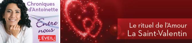Le rituel de l'Amour – La Saint-Valentin