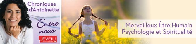 Merveilleux Être Humain Psychologie et Spiritualité