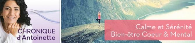 Calme et Sérénité – Bien-être cœur et mental
