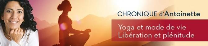 Yoga et mode de vie – Libération et plénitude