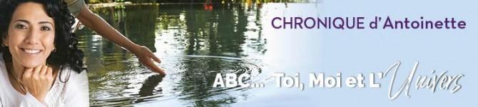 ABC… Toi, Moi et L'Univers