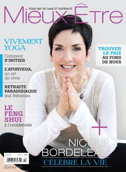 Magazine Mieux-Être Juin 2013, Antoinette Layoun