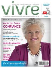 Magazine Vivre Mai 2013, Antoinette Layoun