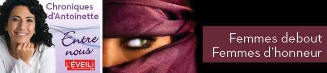 Femmes debout – Femmes d'honneur