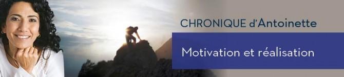 Motivation et réalisation