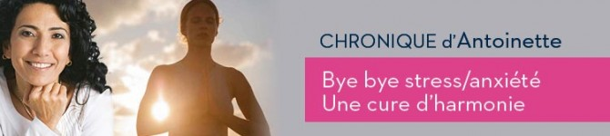 Bye bye stress et anxiété – Une cure d'harmonie