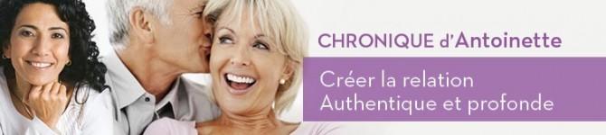 Créer la relation – Authentique et profonde